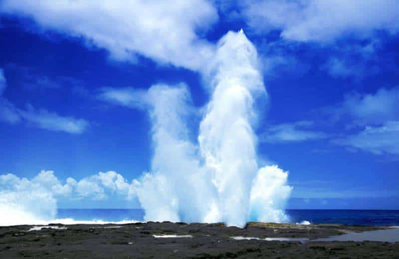 Alofaaga Blowholes - Best Things to Do in Western Samoa With Kids
