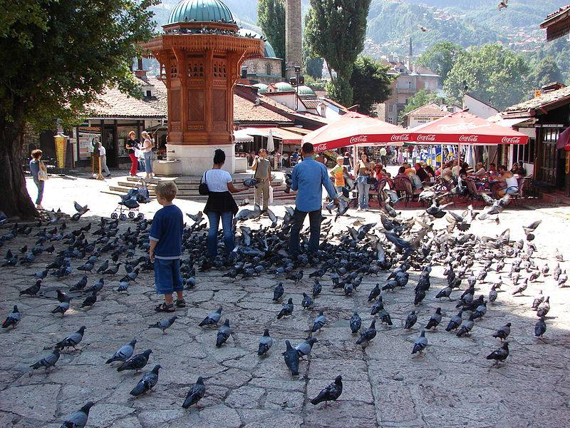 Bascarsija - Best Things to Do in Bosnia and Herzegovina with Kids