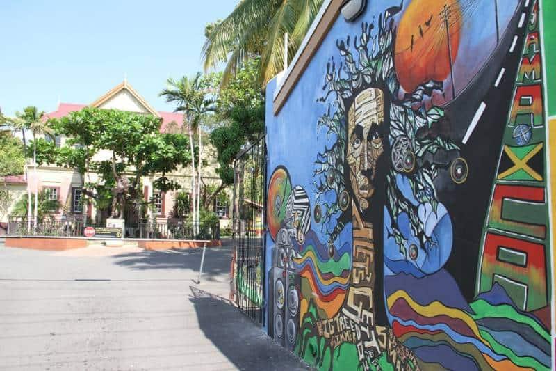 Bob Marley Museum, Jamaica