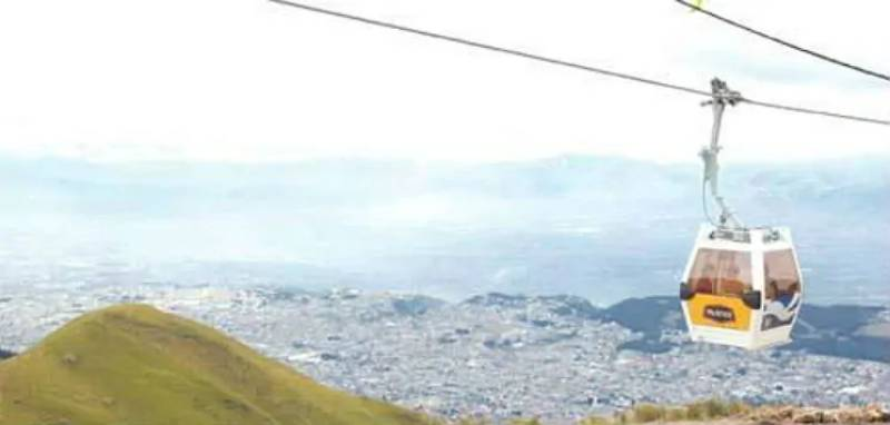 Cable Car to Pichincha Volcano - Things to Do in Ecuador