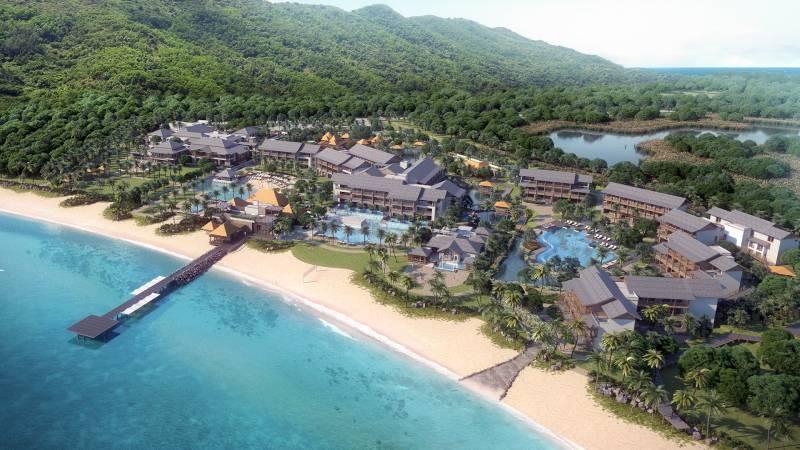 Cabrits Resort Kempinski Dominica, Dominican Republic