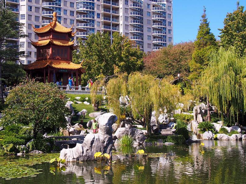 Chinese Garden of Friends - Australia with Kids