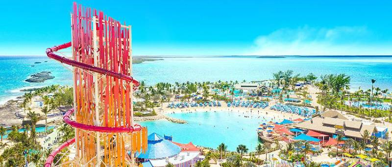 Coco Cay Water Park