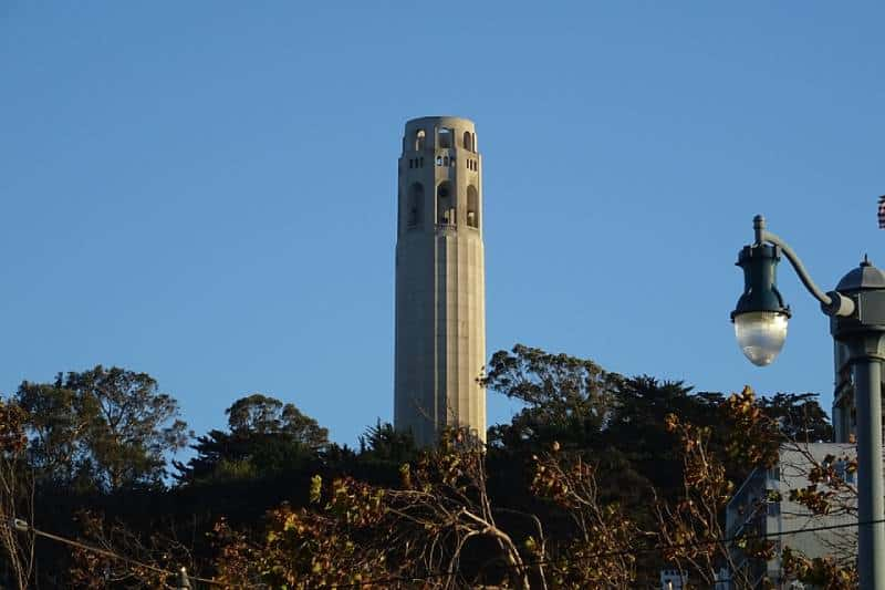 Coit Tower- Things to Do in San Francisco, CaliforniaThings to Do in San Francisco, California
