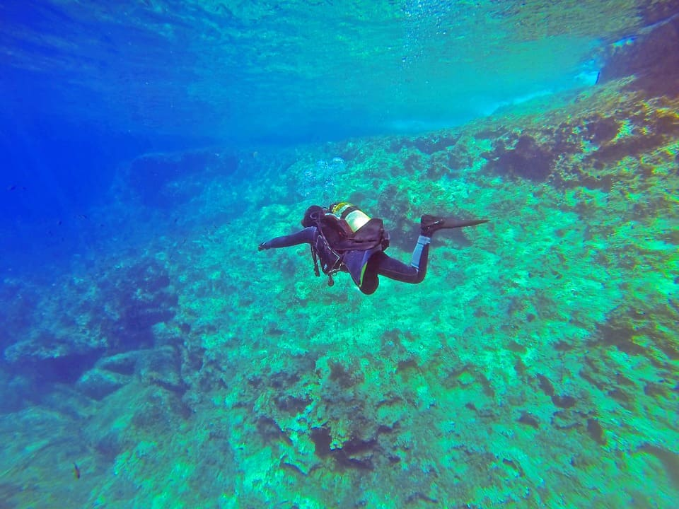Dive - Things to Do and See in Guadeloupe