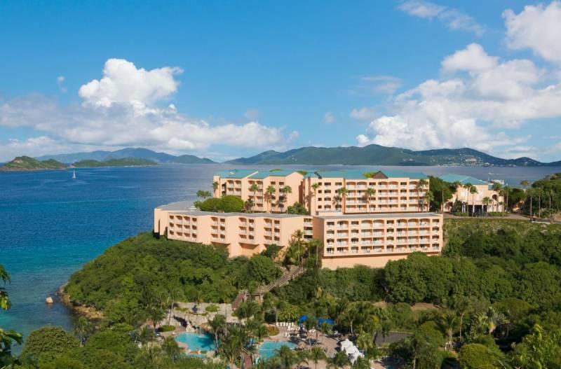 Dreams Sugar Bay St. Thomas Resort & Spa, St. Thomas