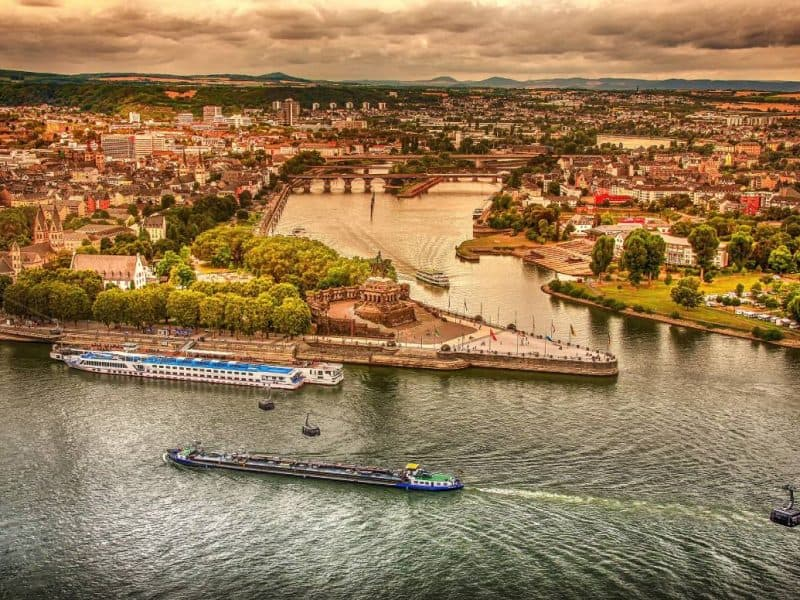 Fun Facts about the Rhine River
