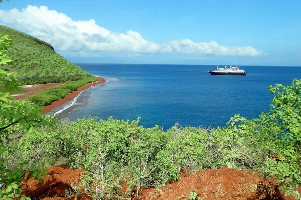 Visit the Galapagos Islands from the USA