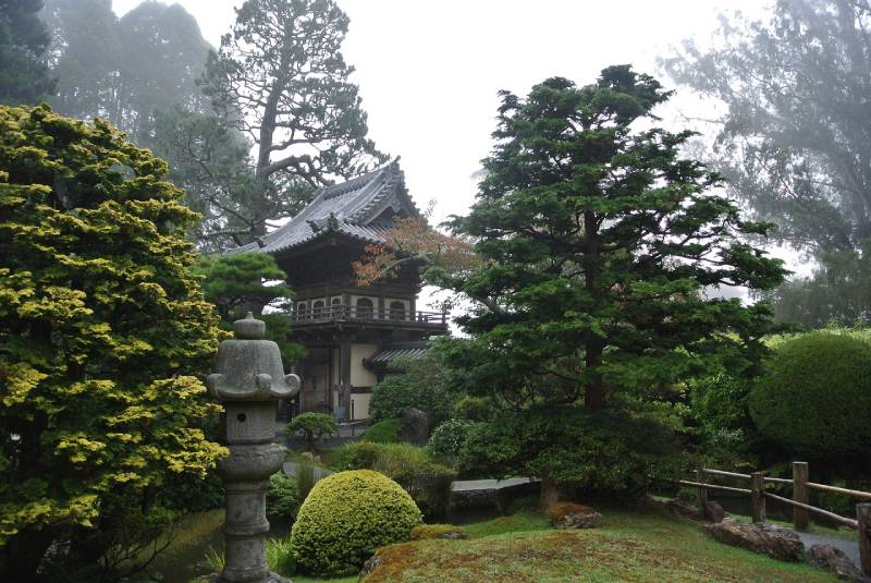 Japanese Tea Garden- Things to Do in San Francisco, CaliforniaThings to Do in San Francisco, California