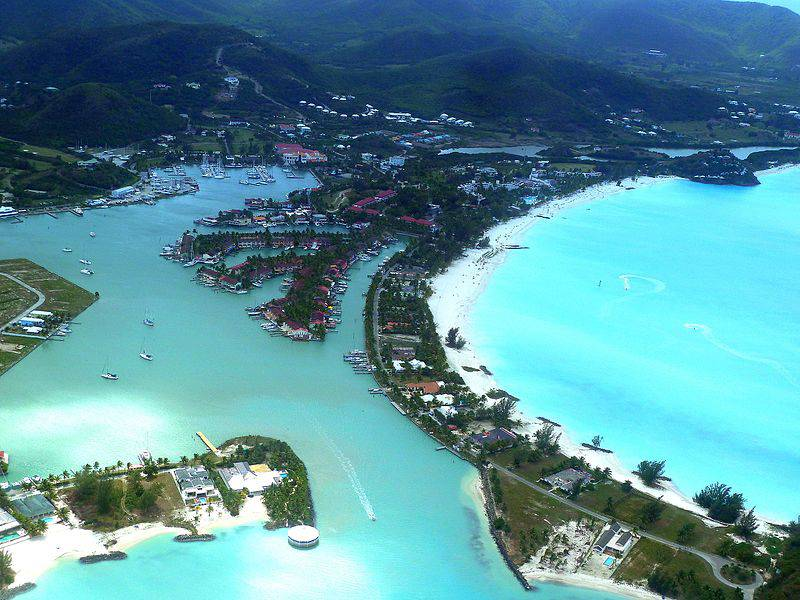 Jolly Harbor, Antigua and Barbuda