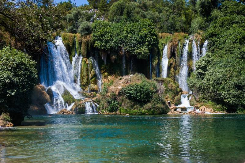 Kravice Falls - Best Things to Do in Bosnia and Herzegovina with Kids
