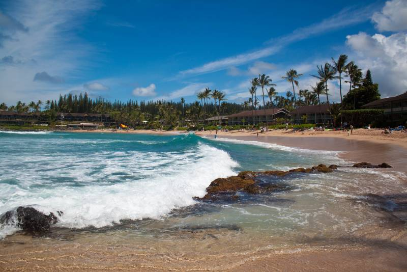 Napili Beach, Hawaii