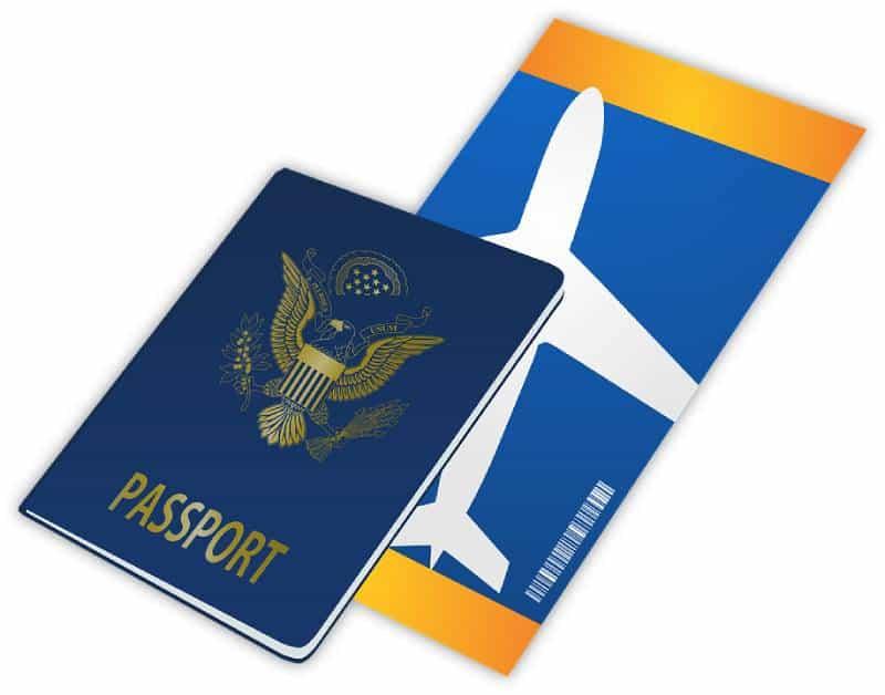 Need a Passport to Book an International Flight