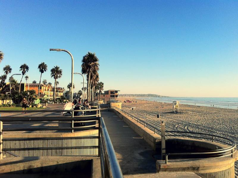 Pacific Beach, California