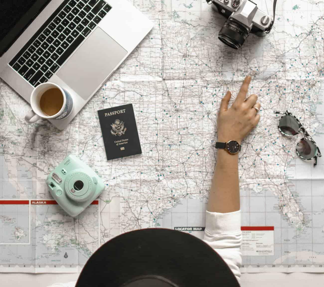 Passport to Book an International Flight