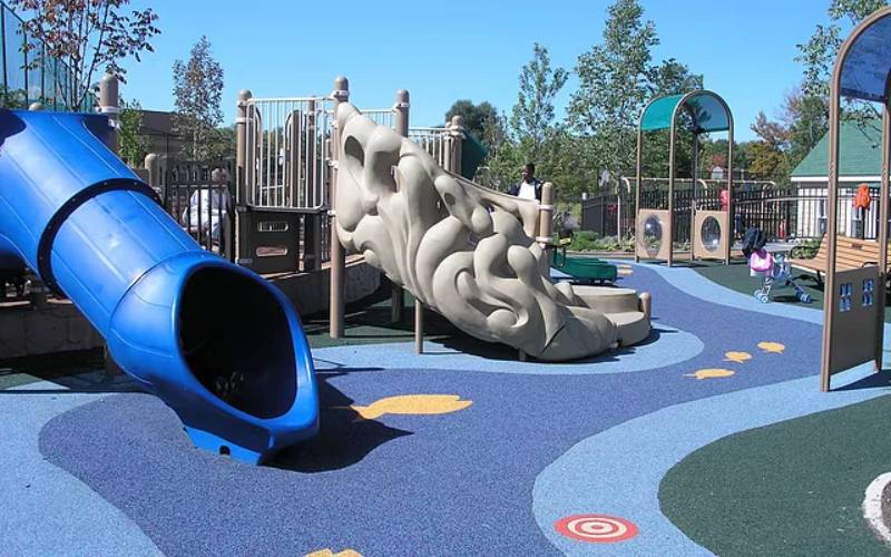 Preston's H.O.P.E - Best Playgrounds in the USA