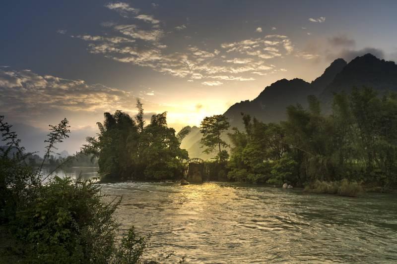 Longest Rivers in Africa