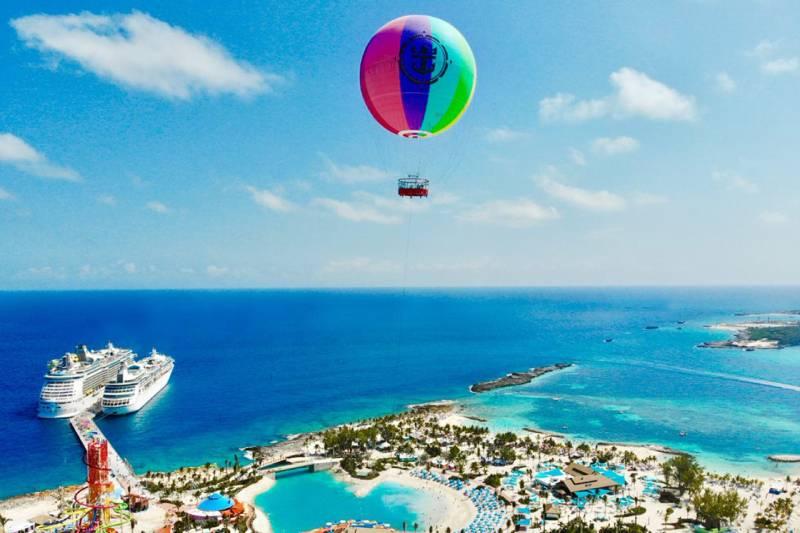 Royal Caribbean Cococay