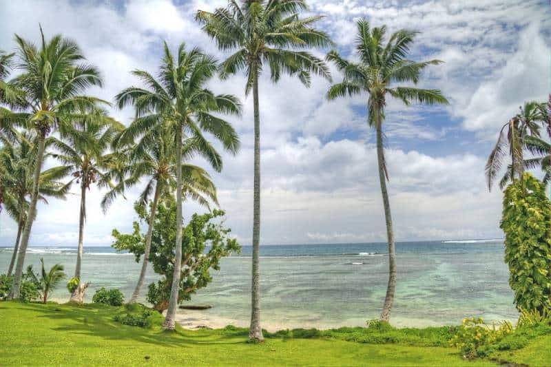 Samoa Beach - Best Things to Do in Western Samoa With Kids