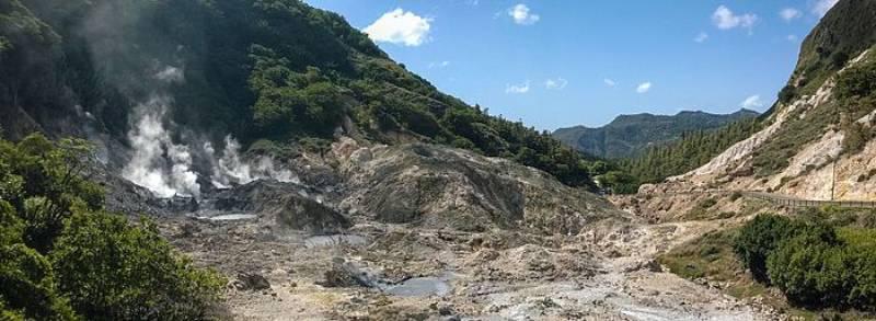 Sulphur Springs, Saint Lucia