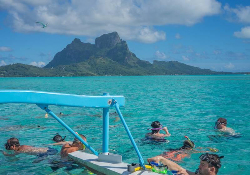 Tahiti vs Moorea vs Bora Bora
