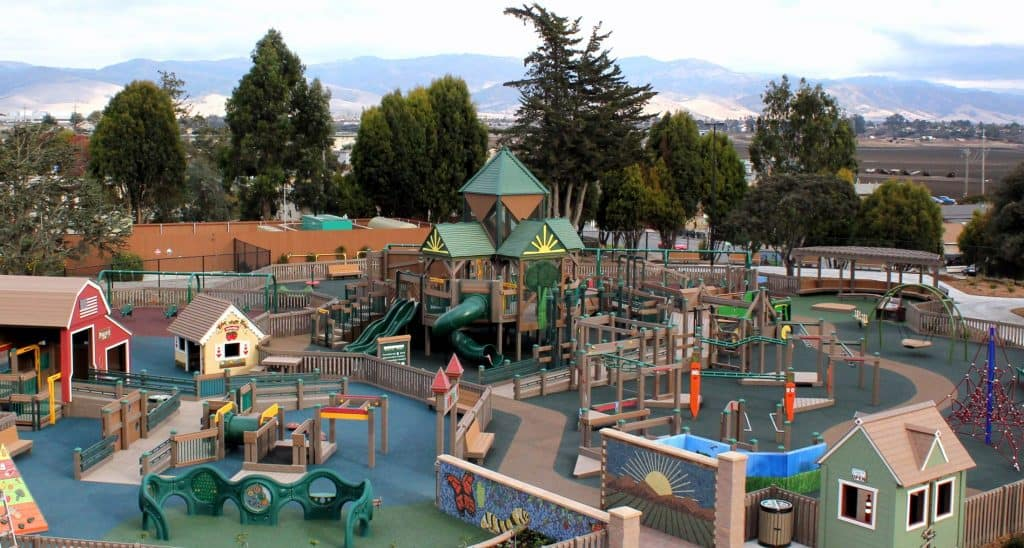 Tatum's Garden - Best Playgrounds in the USA