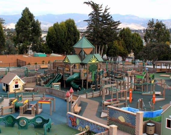 Tatum's Garden - Best Playgrounds in the USA