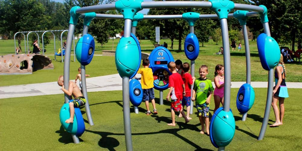 Taylor's Dream Boundless Playground - Best Playgrounds in the USA