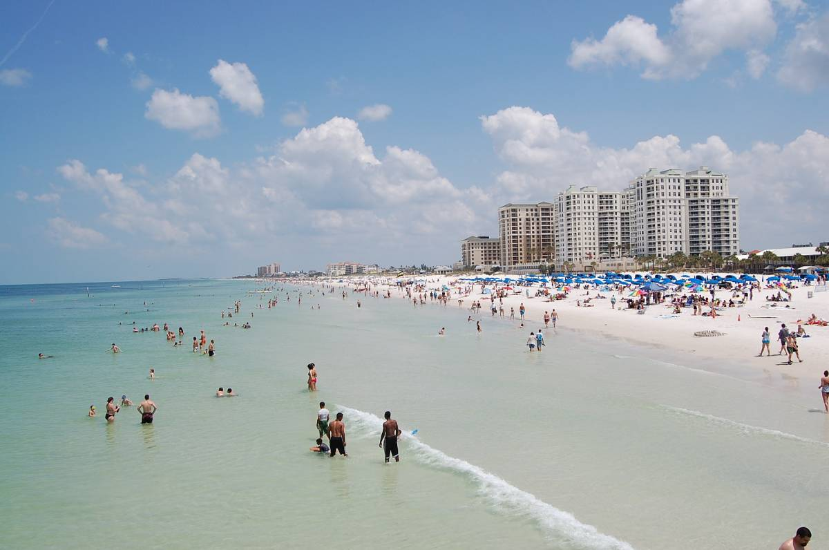 Top Beaches in the USA