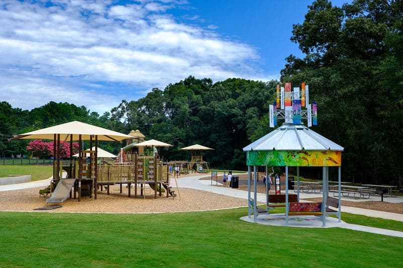World of Wonder Playground - Best Playgrounds in the USA