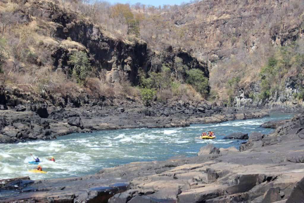 Zambezi River - Longest Rivers in Africa