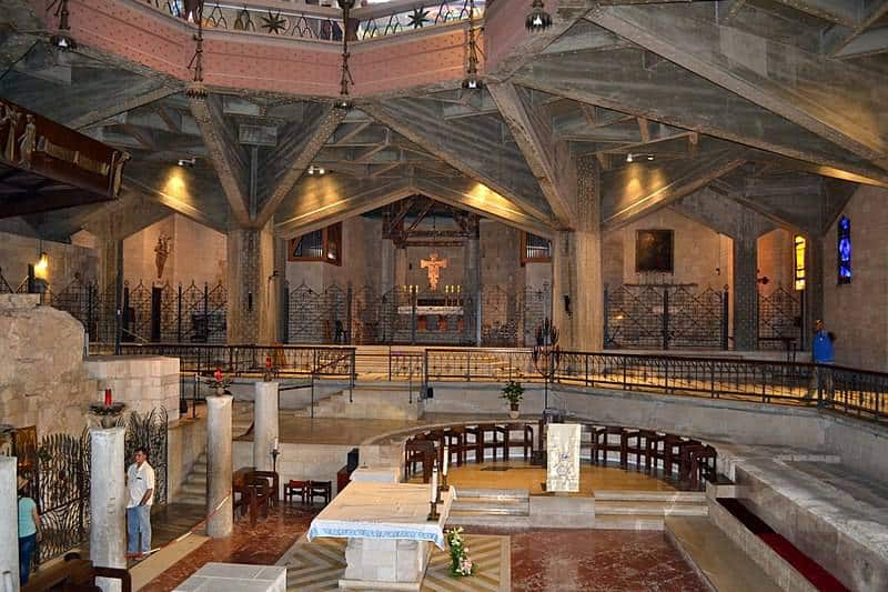 Basilica of the Annunciation - Israel With Family