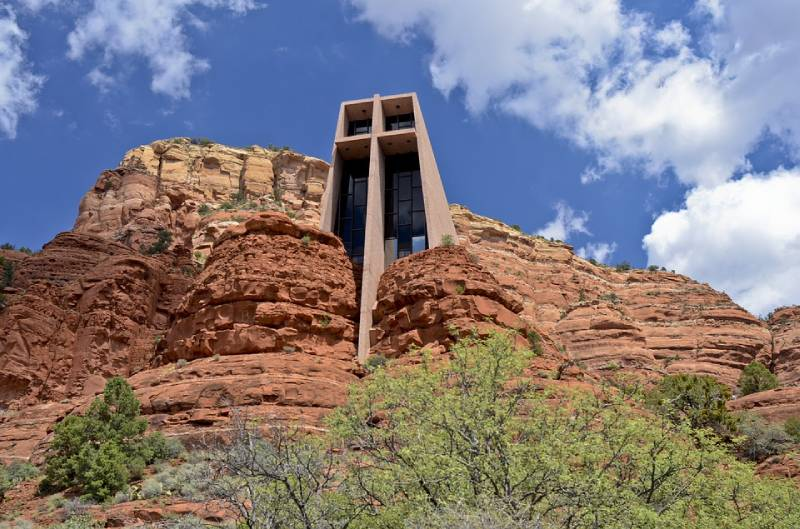 Chapel of the Holy Cross - Free Things to Do in Sedona, Arizona