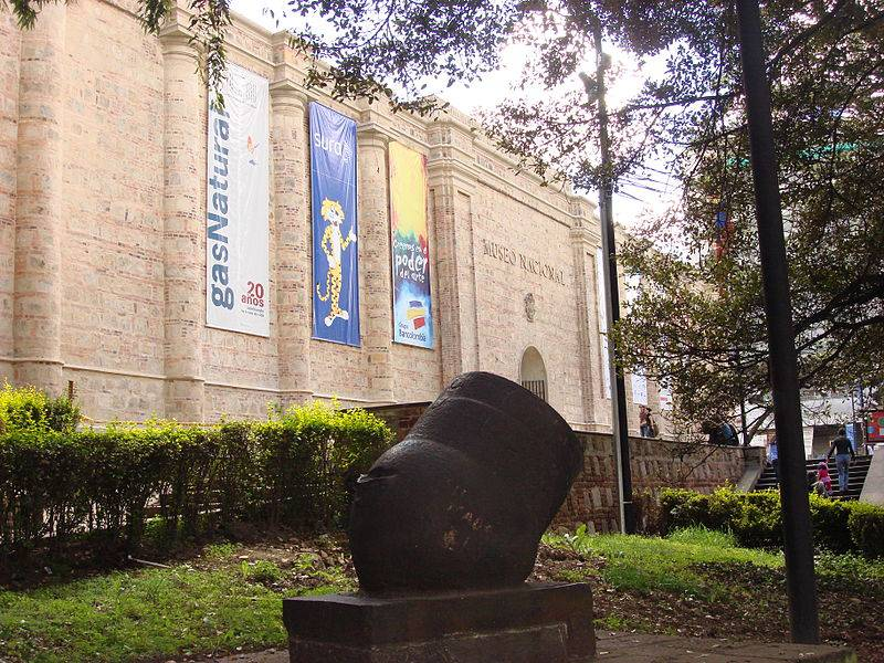 Columbian National Museum - Bogota, Columbia with Kids