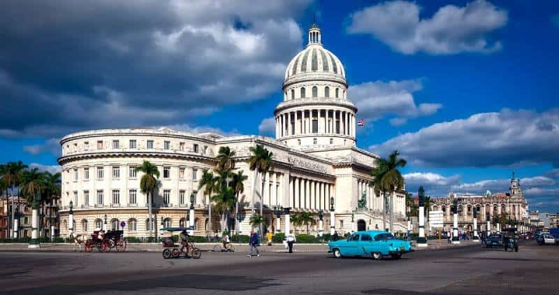 Cuba - Countries That Require Visas for US Citizens
