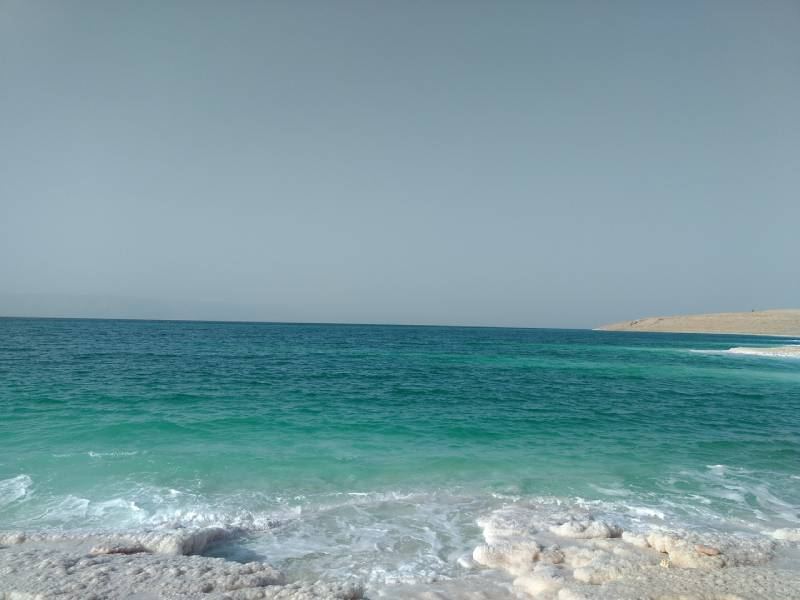 Dead Sea - Israel With Family