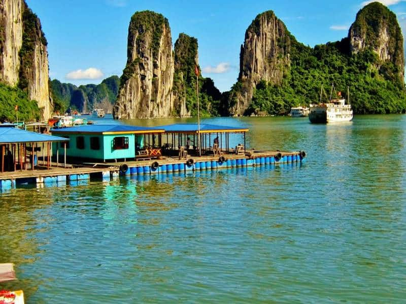 Ha Long Bay, Vietnam - Best Places to Visit in Southeast Asia