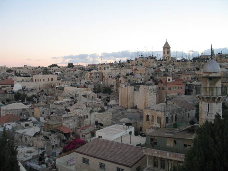 Jerusalem Old City - Israel With Family