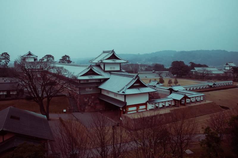 Kanazawa - Best Cities to Visit in Japan