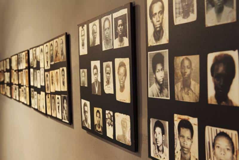 Kigali Genocide Memorial Center - Rwanda with Kids