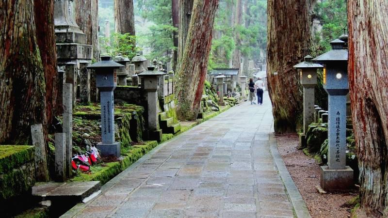 Koyasan - Best Cities to Visit in Japan