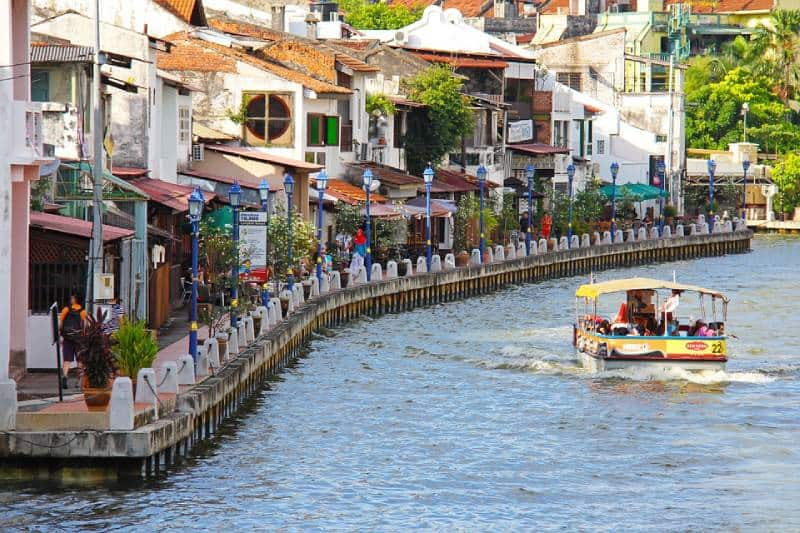 Malacca, Malaysia - Best Places to Visit in Southeast Asia