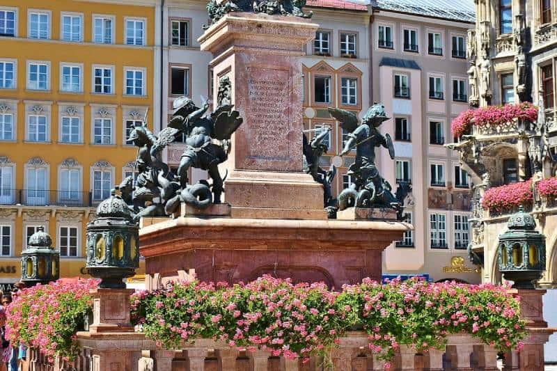 Marienplatz - Best Things to Do in Munich with Kids