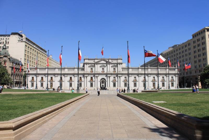 Moneda Palace - Best Things to Do in Santiago, Chile with Kids