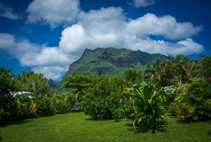 Moorea - What to Do in Tahiti with Kids