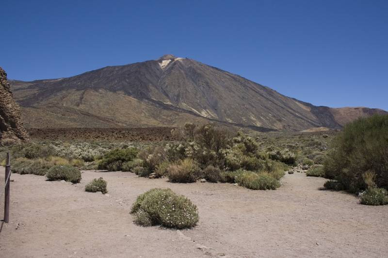 Mount Teide - Tenerife, Canary Islands with Kids