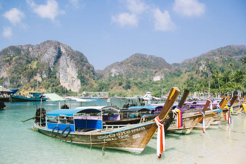 Phi Phi Islands, Thailand - Best Places to Visit in Asia Every Month