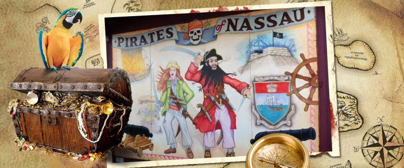 Pirates of Nassau Museum, Bahamas with Kids