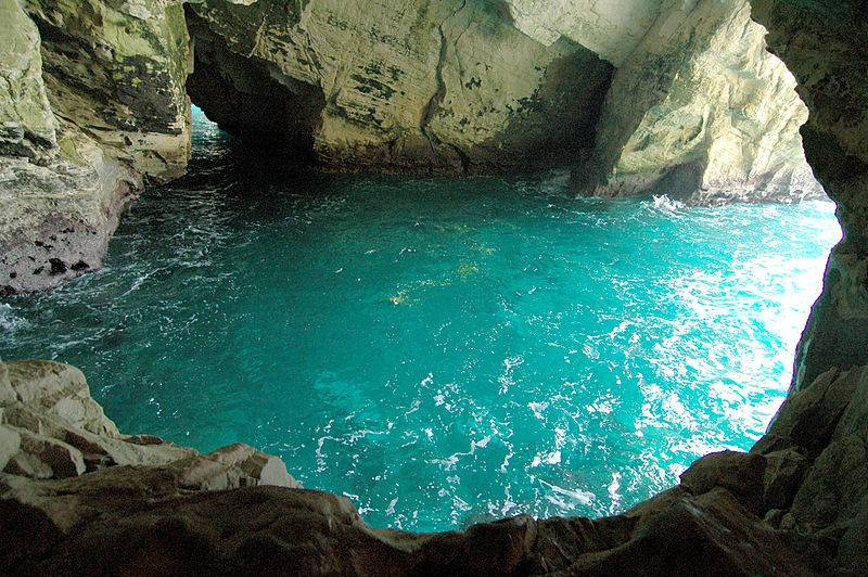 Rosh HaNikra Grottoes - Israel With Family