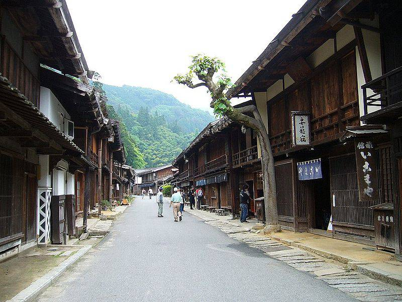 Tsumago - Best Cities to Visit in Japan